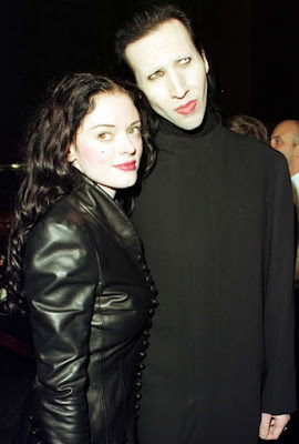 Marilyn Manson, Rose McGowan