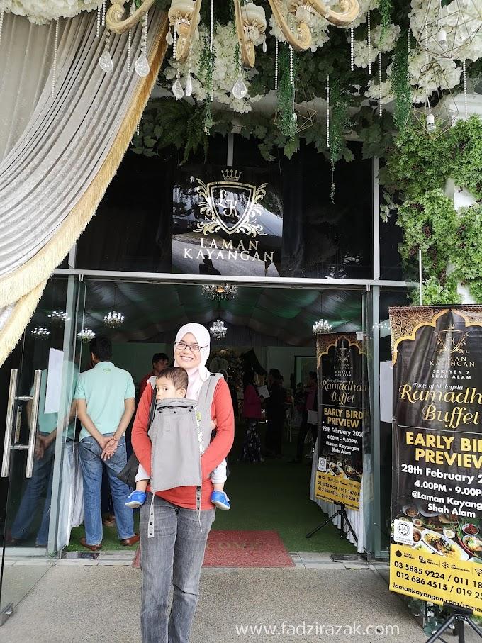 Buka Puasa Di Shah Alam 2020 - Taste Of Malaysia @Laman Kayangan