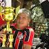 Ex-jogador de futebol é morto a tiros na cidade de Jardim de Piranhas (RN)