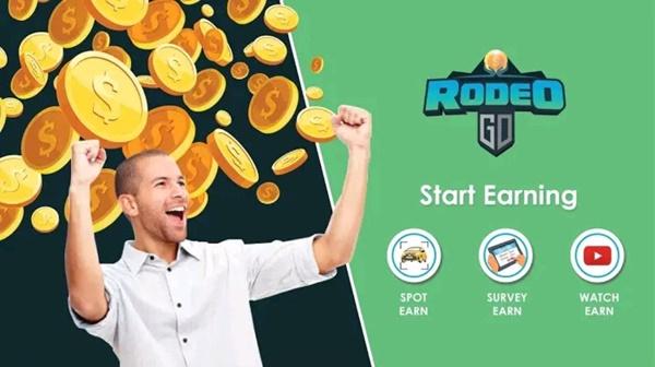 RodeoGO : Tambah Pendapatan Hanya Dengan Bermain Permainan (Game)