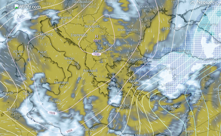 Βελτιωμένος ο καιρός στο μεγαλύτερο μέρος της χώρας - Παγετός θα σημειωθεί στα βόρεια και κεντρικά ηπειρωτικά