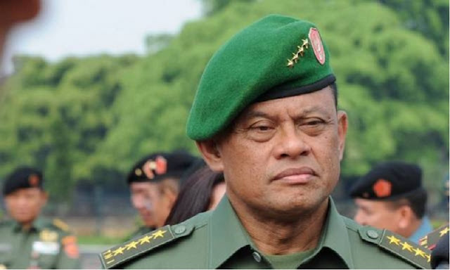 NGERI! Rekaman Suara Panglima TNI terkait 5 Ribu Senjata Ilegal dengan Mencatut Nama Presiden