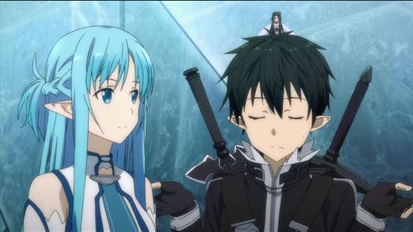 Sword Art Online II - anime summer 2014 terpopuler