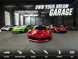 Game CSR Racing 2 Mod Apk Anti Ban (Unlimited Money & Energy)