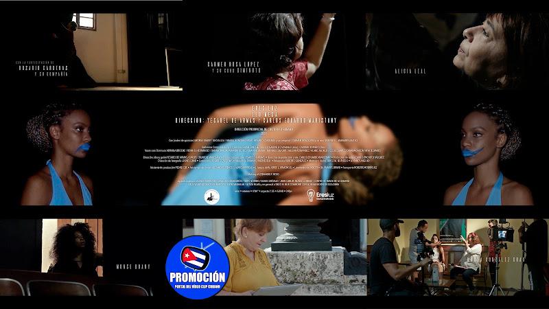 Leo Mesa - ¨Eres Luz¨ - Videoclip - Dir: Yesabel de Armas Fernández - Carlos Eduardo Maristany. Portal Del Vídeo Clip Cubano. Música cubana. Cuba.