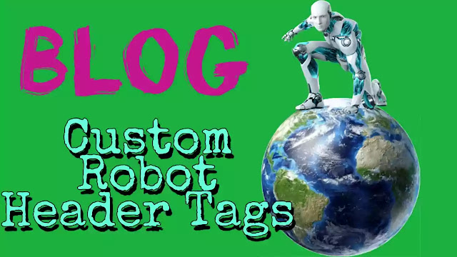 enable custom robot header tags