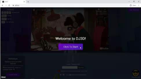 Cara Nonton Video YouTube Bareng Teman di Ruang 3D-1