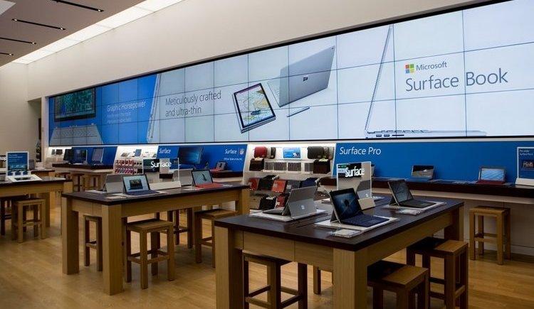 Efecto cuarentena, Microsoft deja el retail y cierra todas sus tiendas en el mundo