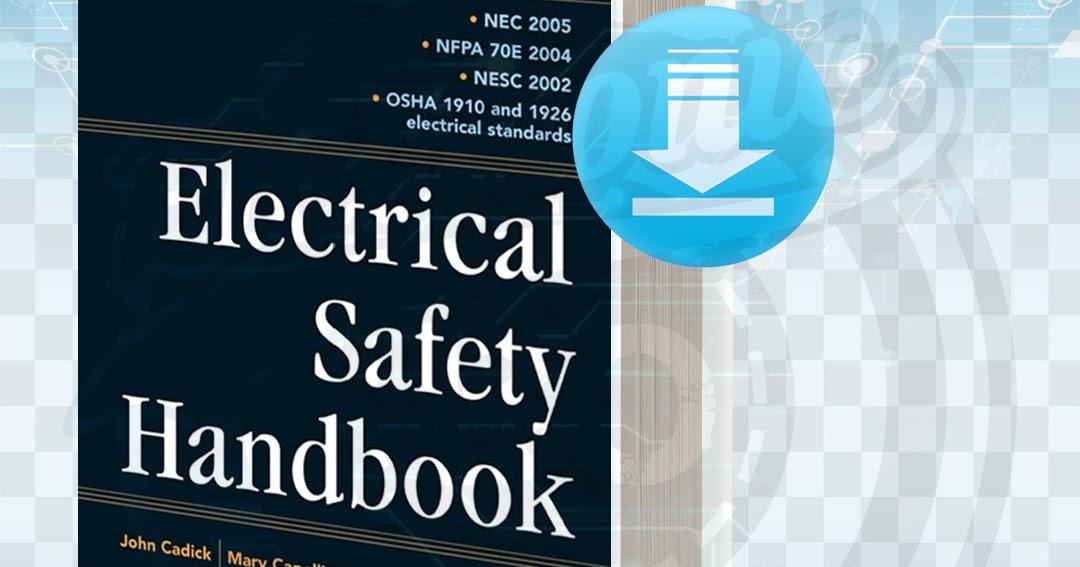 Download Electrical Safety Handbook Pdf