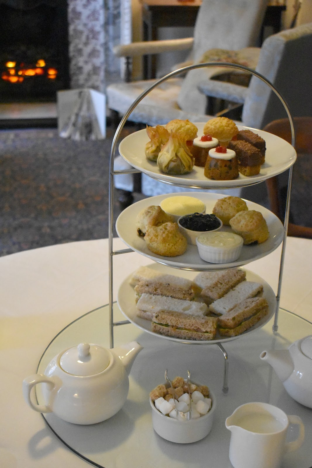 Christmas at Wallington - Festive Afternoon Tea