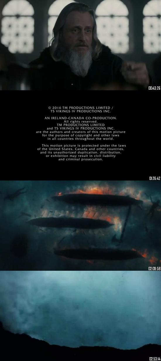 Vikings 2017 S04 Hindi WEB Series 720p 480p WEB-DL