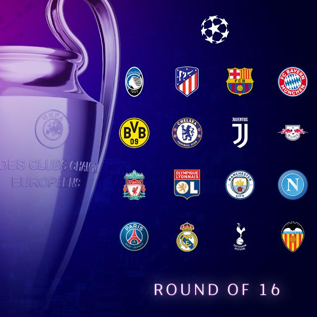 نتائج الجولة الأخيرة من دور المجموعات لدوري ابطال أوروبا