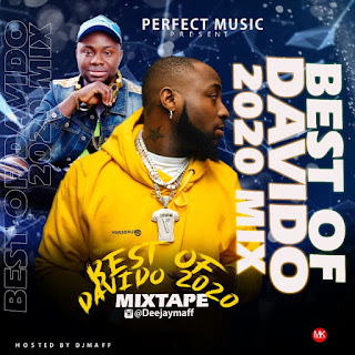 DOWNLOAD MIXTAPE: DJ Maff - Best Of Davido 2020 Mix