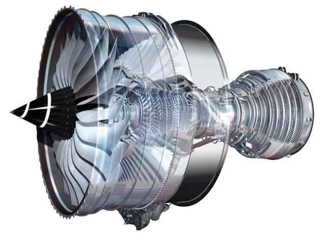 Cánh quạt động cơ phản lực máy bay