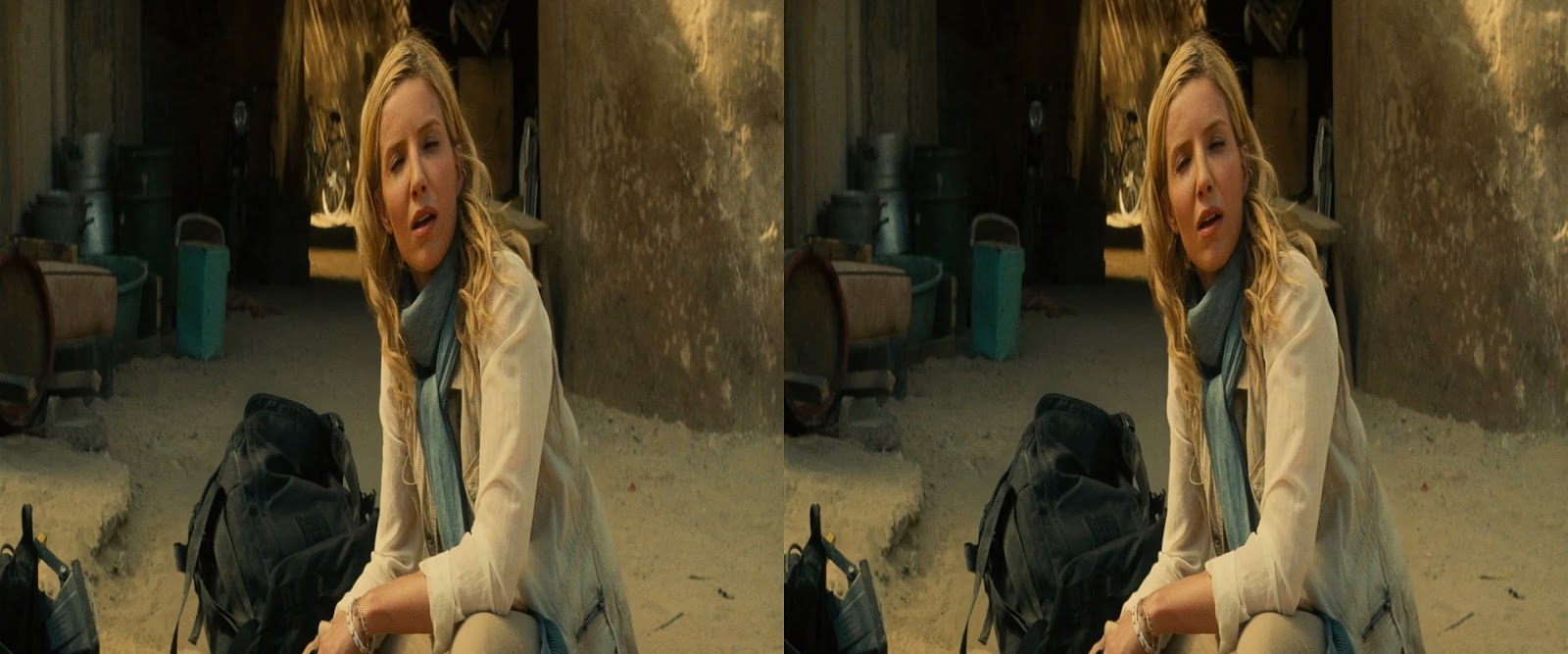La Momia (2017) 3D SBS 1080p Audio Español Latino - Ingles captura 2