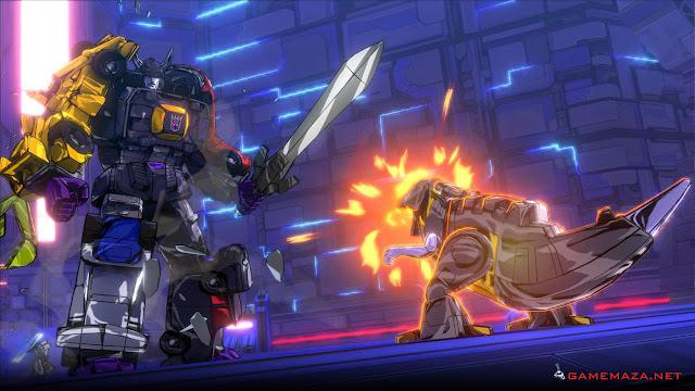 Transformers Devastation Gameplay Screenshot 2