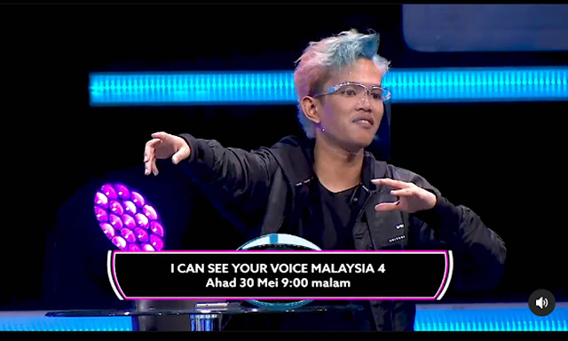 LIVE I Can See Your Voice Malaysia 4 Minggu 3 (30.5.2021)