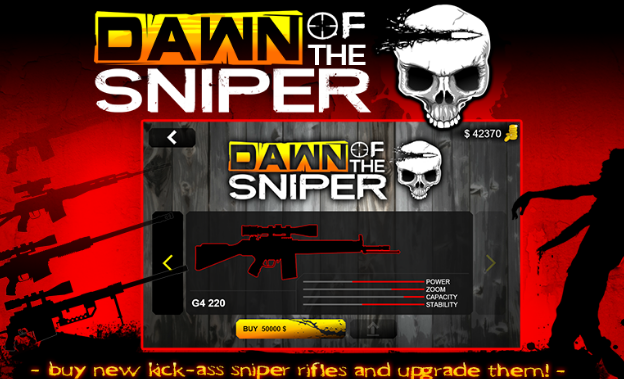 Dawn Of The Sniper Mod Apk