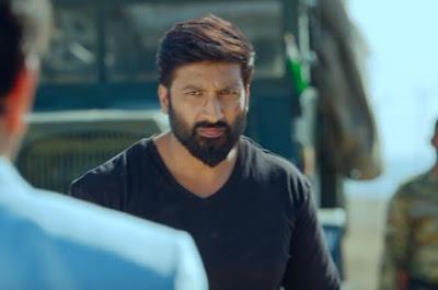 Chanakya Telugu movie trailer