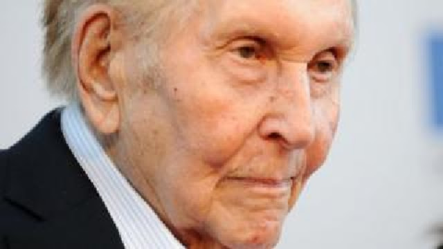 Redstone took over his father's drive-in movie theatre business National Amusements