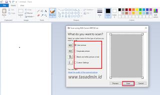Sebagai tenaga manajemen pastilah tidak absurd untuk  TAS:  Cara Praktis Scan Dokumen Menggunakan Paint