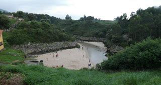 Playa de Guadamía.