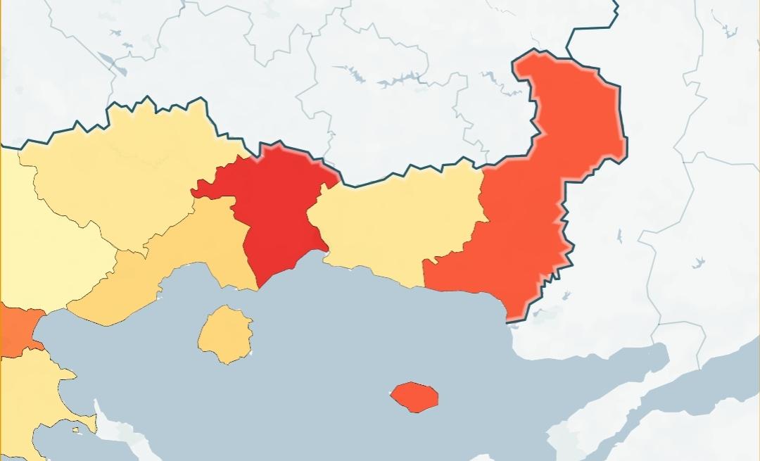 Κορονοϊός: Αρνητική πρωτιά για την Ξάνθη στην ΑΜΘ με 366 κρούσματα + Infographic