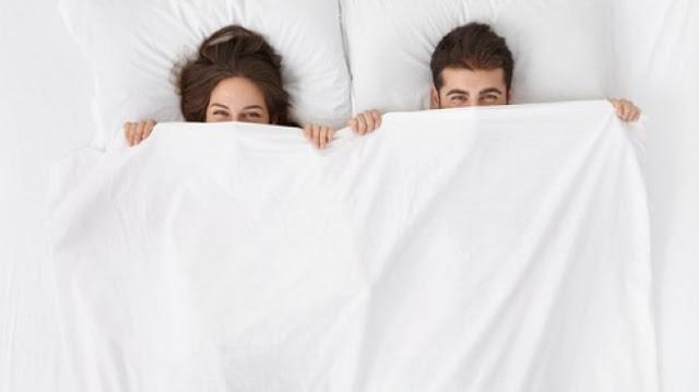 5 Hal Yang Dirasakan Pengantin Baru Saat Malam Pertama