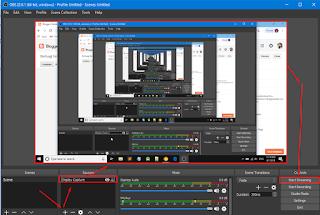 Cara Melakukan Live Streaming Di Youtube Menggunakan PC atau Laptop Cara Melakukan Live Streaming Di Youtube Menggunakan OBS Studio Di PC atau Laptop