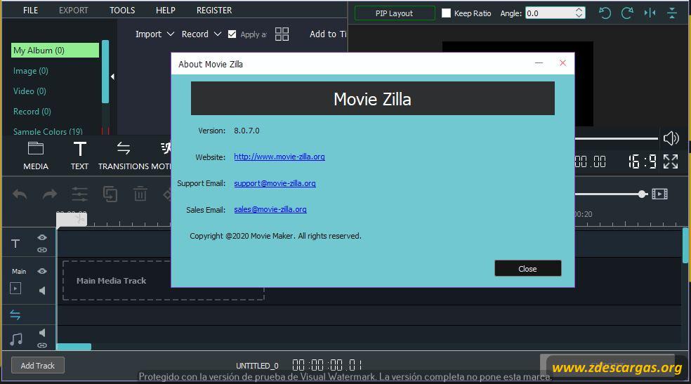 Windows Movie Maker 2020 Full Español