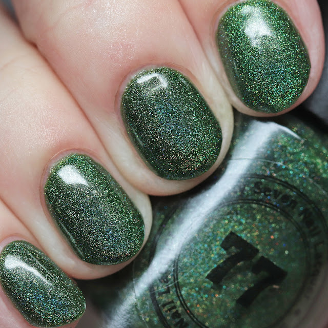 Seventy-Seven Nail Lacquer Nearly Lost You