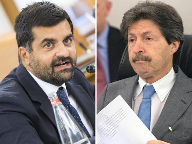 CSM, rese pubbliche le intercettazioni che riguardano il procuratore generale Riccardo Fuzio e Palamara
