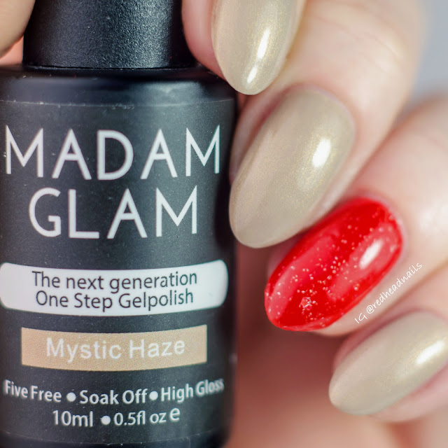 Madam Glam Red Wonder & Mystic Haze