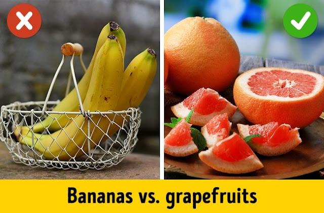 5 Makanan Perlu Anda Hindari Jika Ingin Kurangkan Berat