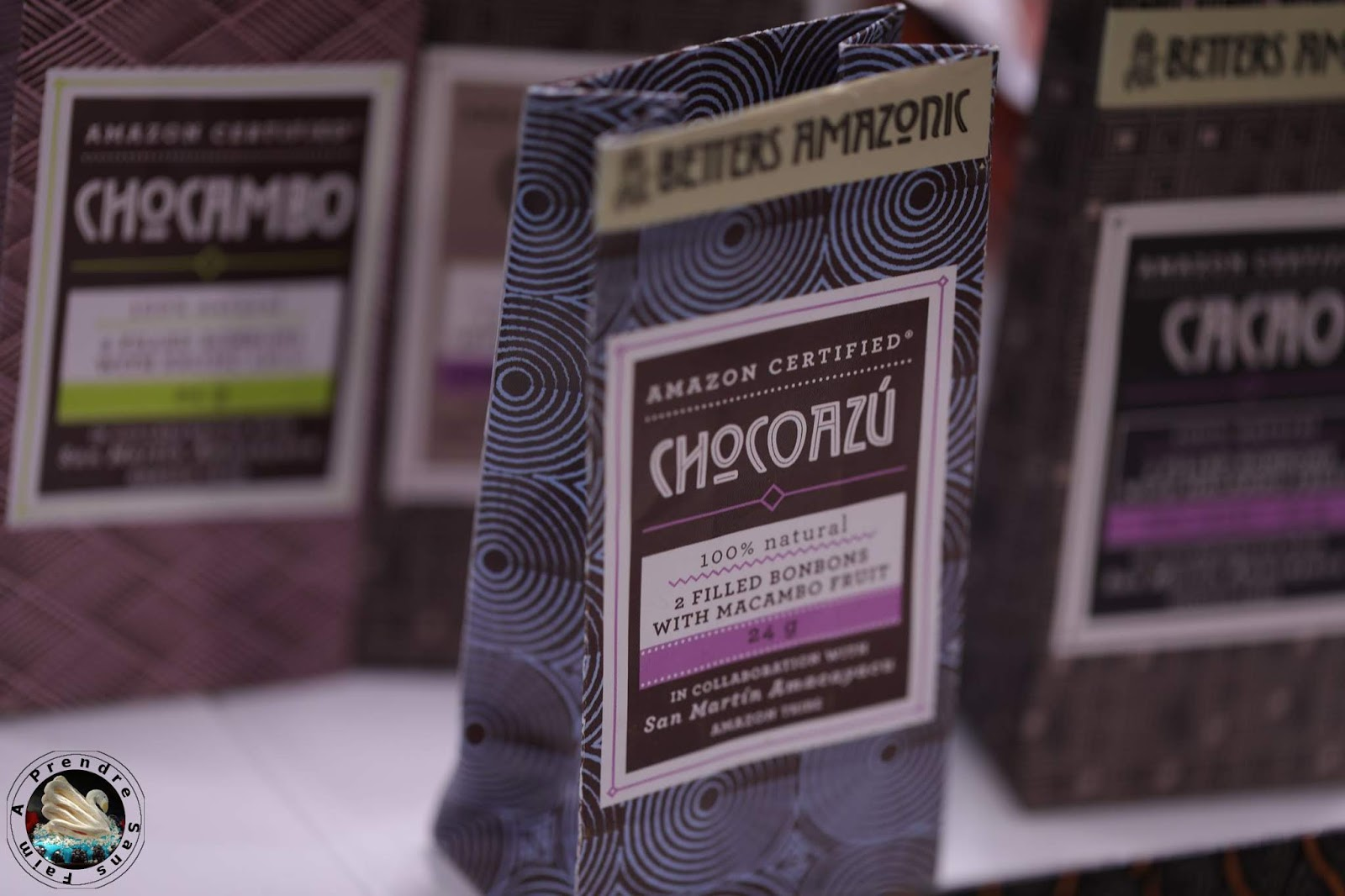 Destination cacao au Salon du Chocolat 2018