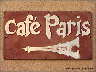 Café Paris à Santa Fe