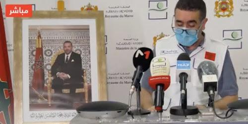 Maroc- Covid19- 2.238 nouveaux cas ce samedi 12 septembre à 18H