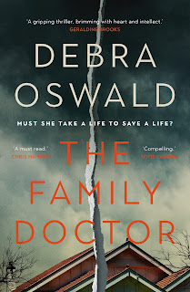 The Family Doctor by Debra Oswald book cover