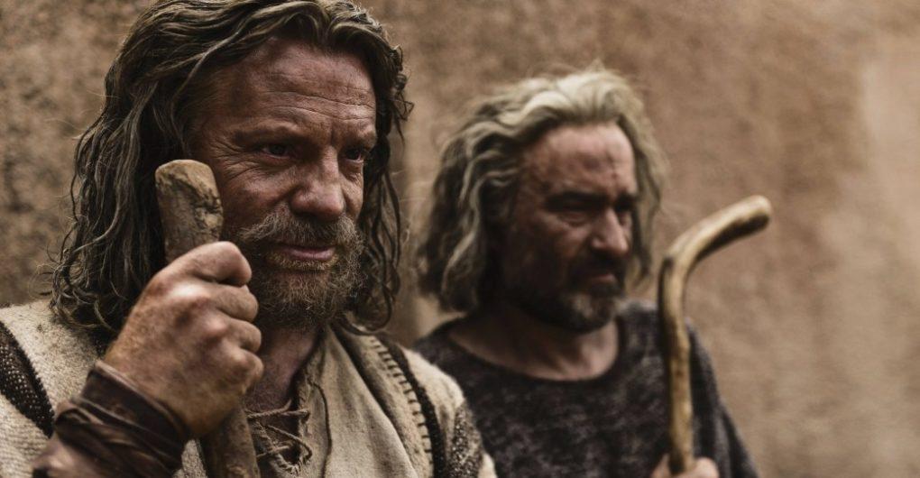 Grandes Homens Como Moisés e Arão Não Nascem, São Forjados