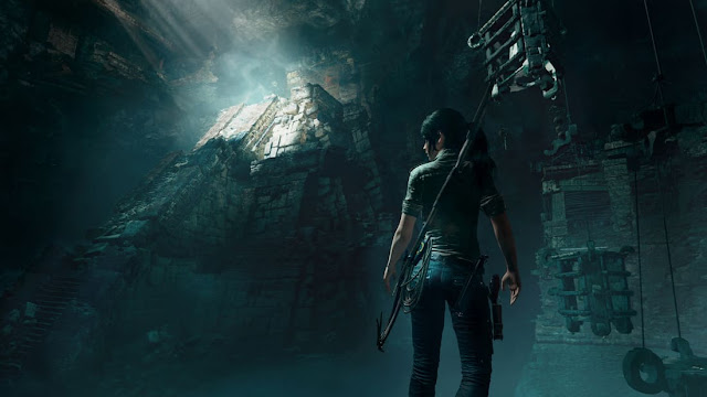 Imagem do Tomb Raider 2013