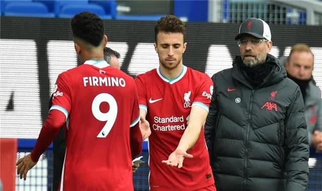 Klopp explains Firmino's condition before clashing with Wolverhampton and praises Jota