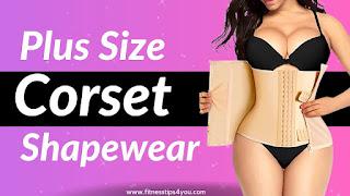 Best Plus Size Corset Shapewear