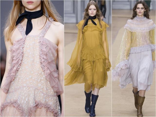 модные коллекции осень зима 2016 2017