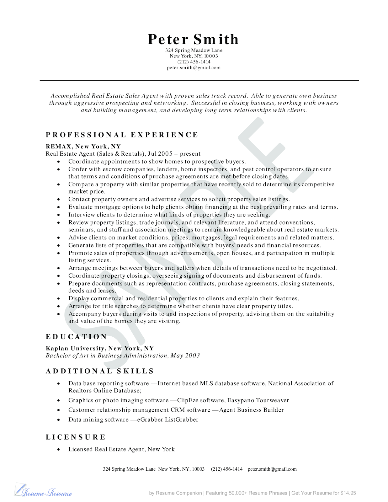 real estate agent resume example, real estate agent resume sample, real estate agent cv sample, real estate agent cv example, real estate agent resume sample no experience, new real estate agent resume example, real estate sales agent resume sample, commercial real estate agent resume sample, example of a real estate agent resume, entry level real estate agent resume example