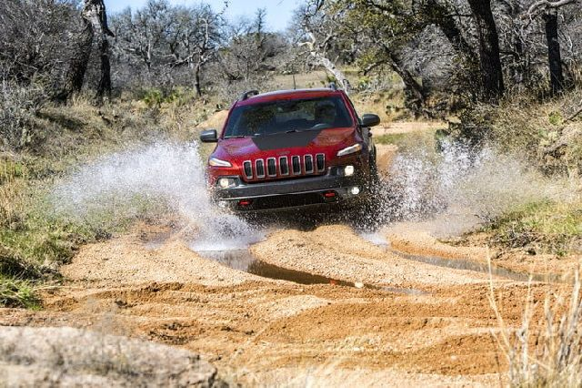 2018 Jeep Cherokee Price and Release Date
