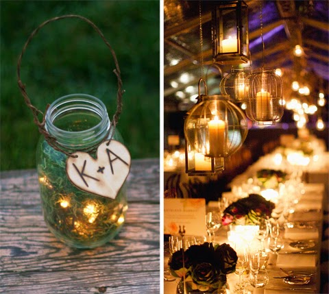 Planning Your Wedding Lanterns
