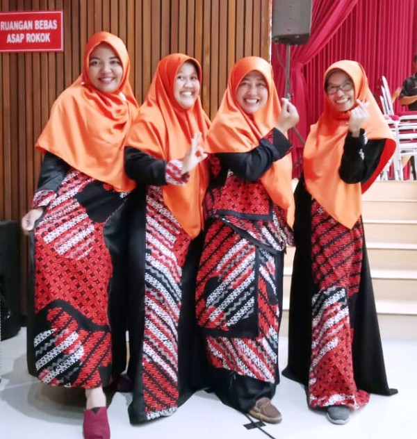 Syawalan Guru SD Muhammadiyah Sukonandi Jogja
