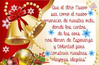 Mensajes de Año Nuevo