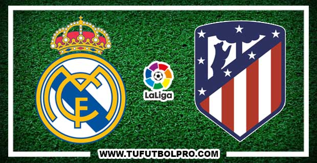 Ver Real Madrid vs Atlético Madrid EN VIVO Por Internet Hoy 8 de Abril de 2018