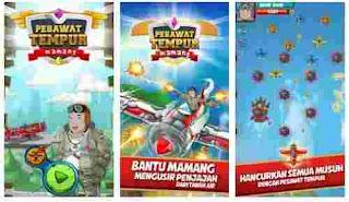 Game Pesawat tempur Ofline